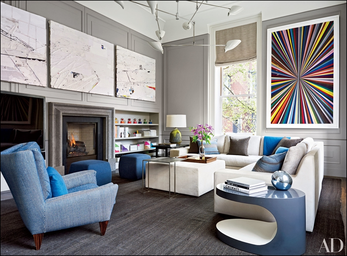 Decorating using the 2016 pantone color small living room for Modern living room designs 2016