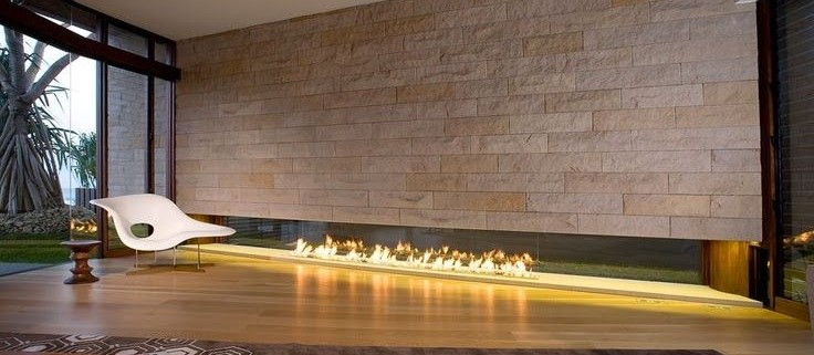 14 modern fireplaces for your space - Modern Fireplace Design Ideas
