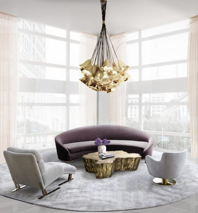 Stylish New Interior Design Trends 5 living rooms that demonstrate stylish modern design trends 10 Interior Design Trends For 2016