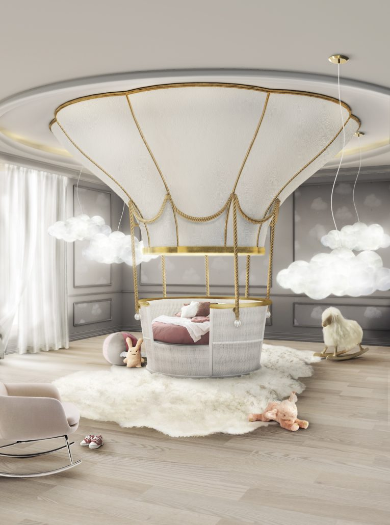 Bedtime Stories: Childrenu0027s Furniture Trends